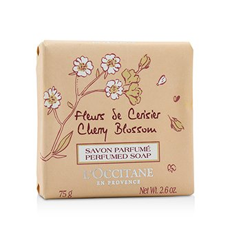 LOccitane Cherry Blossom Perfumed Soap