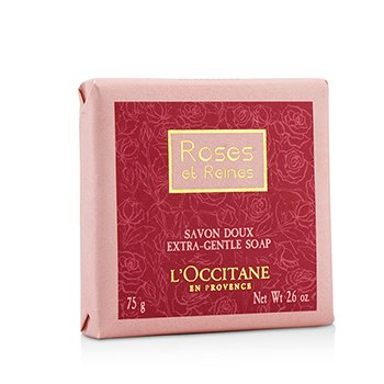 LOccitane Rose 4 Reines Extra-Gentle Soap