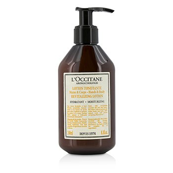 LOccitane Aromachologie Revitalizing Hands & Body Lotion