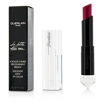 Guerlain La Petite Robe Noire Deliciously Shiny Lip Colour - #065 Neon Pumps