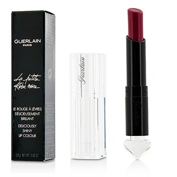 Guerlain La Petite Robe Noire Deliciously Shiny Lip Colour - #066 Berry Beret
