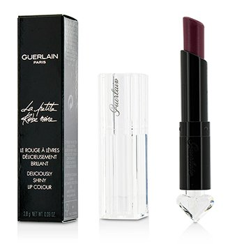 Guerlain La Petite Robe Noire Deliciously Shiny Lip Colour - #068 Mauve Gloves