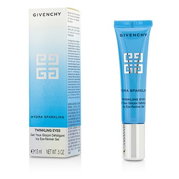 Givenchy Hydra Sparkling Twinkling Eyes Icy Eye-Reviver Gel P053342 ok