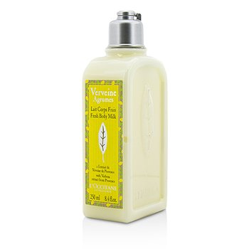 LOccitane Citrus Verbena Fresh Body Milk