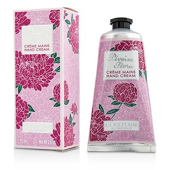 LOccitane Pivoine Flora Hand Cream (New Packaging)