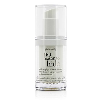 Philosophy No Reason To Hide Multi-imperfection Transforming Serum - Travel Size (Unboxed)