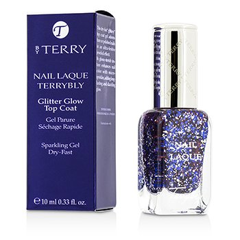 Nail Laque Terrybly Gitter Glow Top Coat - # 700