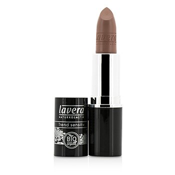 Lavera Beautiful Lips Colour Intense Lipstick - # 30 Tender Taupe