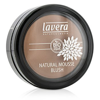 Lavera Natural Mousse Blush - #01 Classic Nude