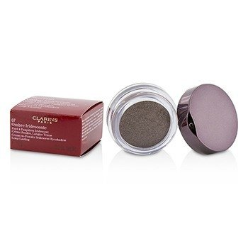 Clarins Ombre Iridescente Cream To Powder Iridescent Eyeshadow - #07 Silver Plum