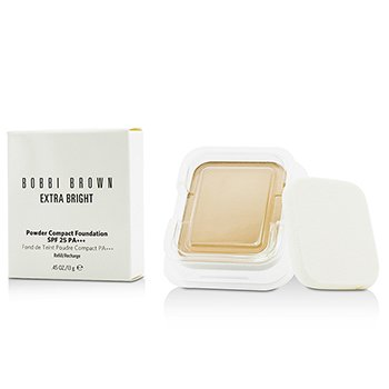 Bobbi Brown Extra Bright Powder Compact Foundation SPF 25 Refill - #1 Warm Ivory