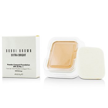 Bobbi Brown Extra Bright Powder Compact Foundation SPF 25 Refill - #3 Beige