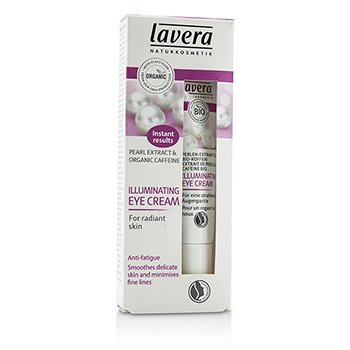 Lavera Organic Pearl Extract & Caffeine Illuminating Eye Cream