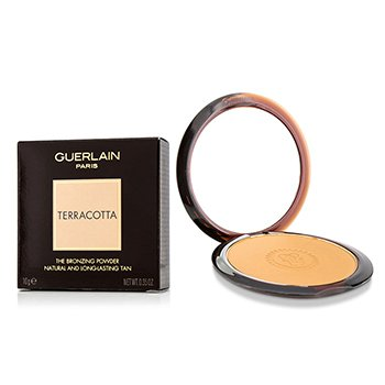 Guerlain Terracotta The Bronzing Powder (Natural & Long Lasting Tan) - No. 07 Deep Golden