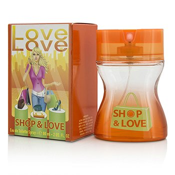 Parfums Love Love Shop & Love Eau De Toilette Spray