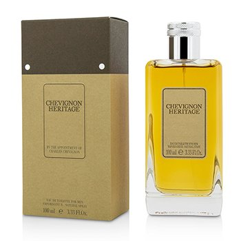 Chevignon Heritage Eau De Toilette Spray