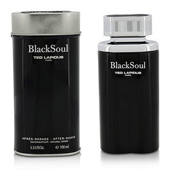 Ted Lapidus Black Soul After Shave Spray