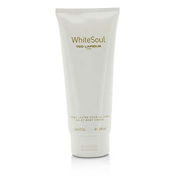 Ted Lapidus White Soul Milky Body Cream