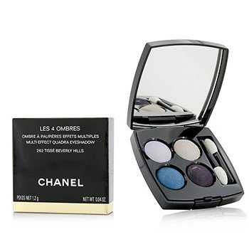 Chanel Les 4 Ombres Quadra Eye Shadow - No. 262 Tisse Beverly Hills
