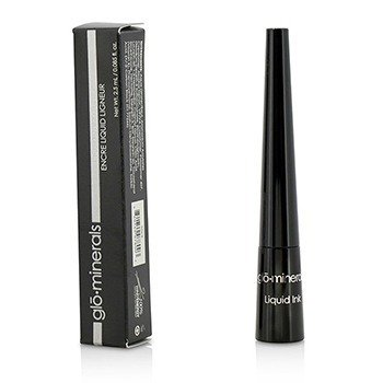 GloMinerals Liquid Ink Eyeliner - Black