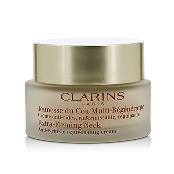 Clarins Extra-Firming Neck Anti-Wrinkle Rejuvenating Cream (Unboxed)