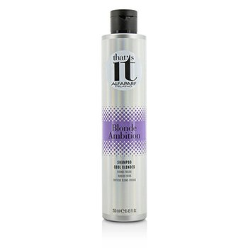 AlfaParf Thats It Blonde Ambition Shampoo (For Cool Blondes)