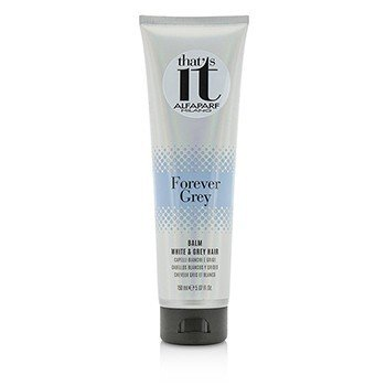 AlfaParf Thats It Forever Grey Balm (For White & Grey Hair)