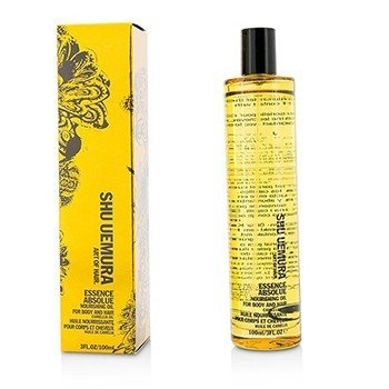 Shu Uemura Essence Absolue Nourishing Oil (For Body and Hair)