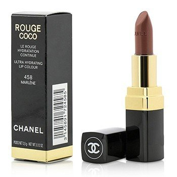 Chanel Rouge Coco Ultra Hydrating Lip Colour - # 458 Marlene