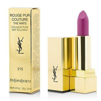 Yves Saint Laurent Rouge Pur Couture The Mats - # 215 Lust For Pink