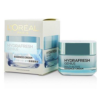 LOreal Hydrafresh Genius Multi-Active Essence Cream