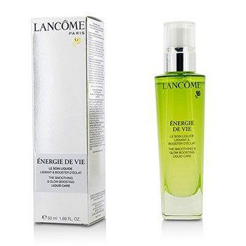 Lancôme Energie De Vie Smoothing & Glow Boosting Liquid Care - For All Skin Types, Even Sensitive