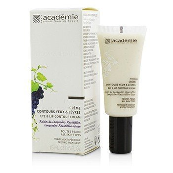 Académie Aromatherapie Eye & Lip Contour Cream - For All Skin Types