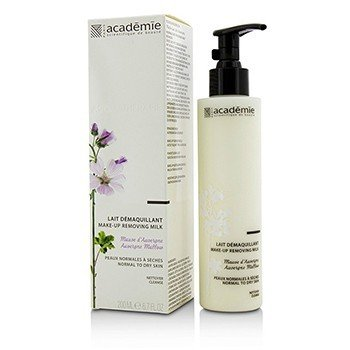 Académie Aromatherapie Make-Up Removing Milk - For Normal To Dry Skin