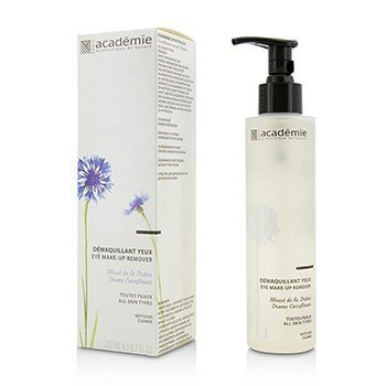 Académie Aromatherapie Eye Make-Up Remover - For All Skin Types