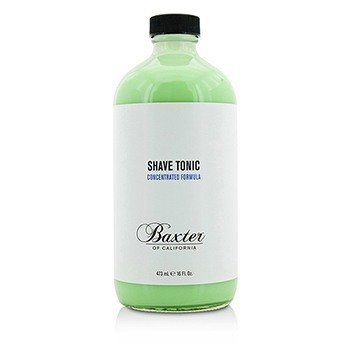 Baxter Of California Shave Tonic Concentrated Formula