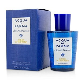 Acqua Di Parma Blu Mediterraneo Cedro Di Taormina Invigorating Shower Gel