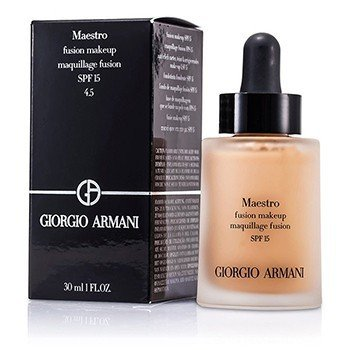 Giorgio Armani Maestro Fusion Make Up Foundation SPF 15 - # 4.5