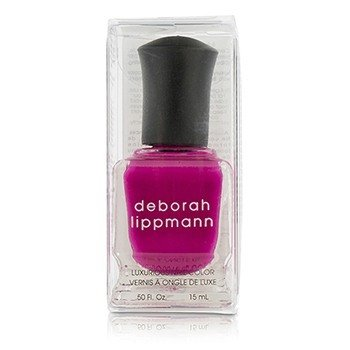 Deborah Lippmann Luxurious Nail Color - We Are Young (Haute Hot Pink Creme)