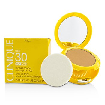 Clinique Sun SPF 30 Mineral Powder Makeup For Face - Medium