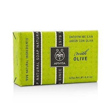 Natural Soap With Olive