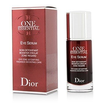 One Essential Eye Serum Eye Zone Detoxifying Radiance-Boosting Care