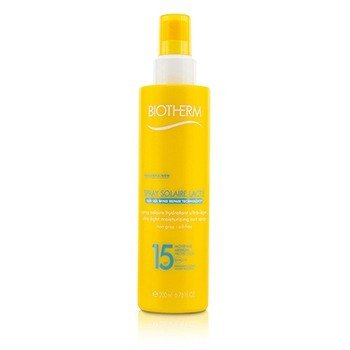 Biotherm Spray Solaire Lacte Ultra-Light Moisturizing Sun Spray SPF 15