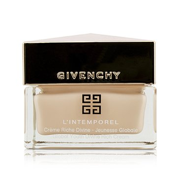 Givenchy LIntemporel Global Youth Divine Rich Cream - For Dry Skin Types