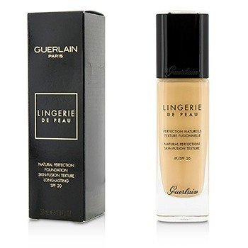 Guerlain Lingerie De Peau Natural Perfection Foundation SPF 20 - # 03N Natural