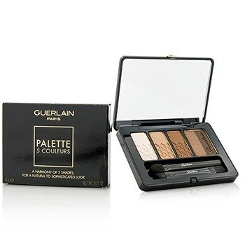 5 Couleurs Eyeshadow Palette - # 02 Tonka Imperiale