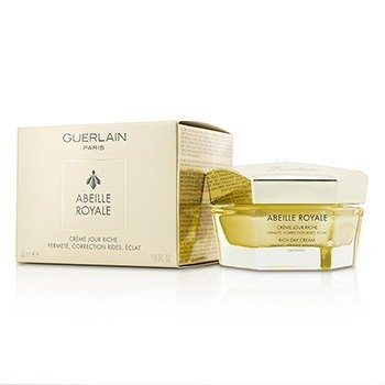 Guerlain Abeille Royale Rich Day Cream - Firming, Wrinkle Minimizing, Radiance