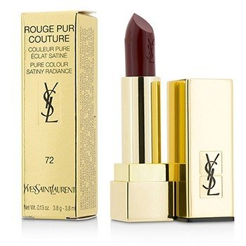 Yves Saint Laurent Rouge Pur Couture - #72 Rouge Vinyle