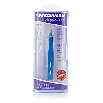 Tweezerman Professional Slant Tweezer - Bahama Blue