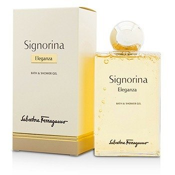 Salvatore Ferragamo Signorina Eleganza Bath & Shower Gel